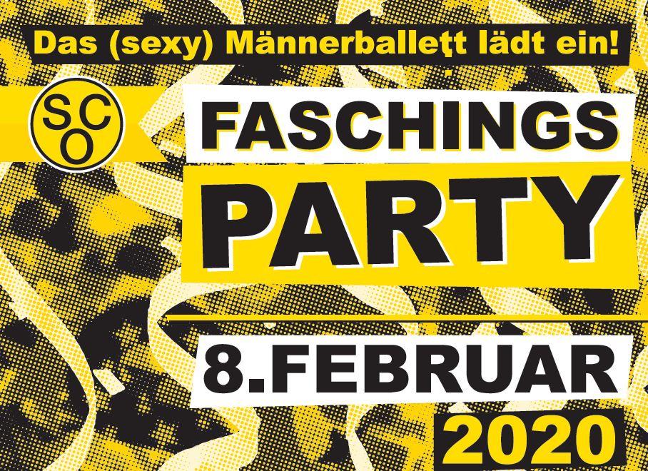 Faschingsparty im SCO Sportheim