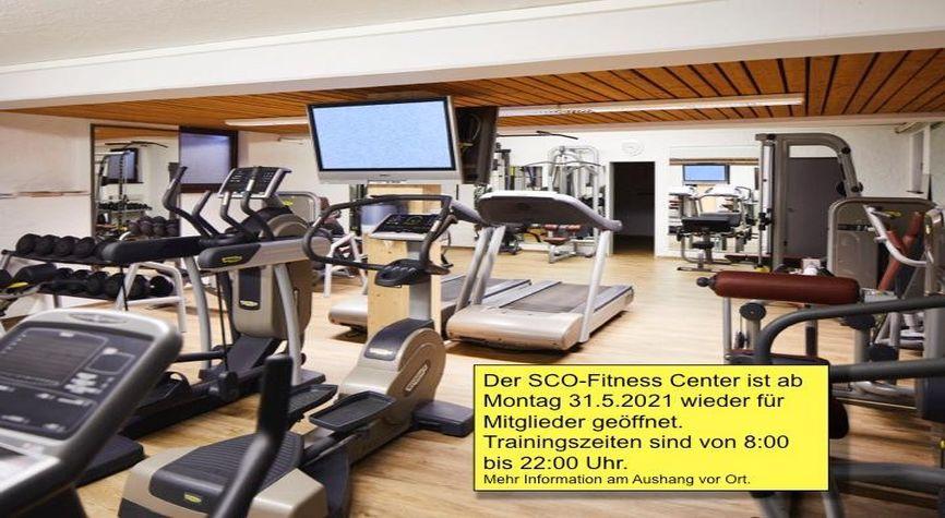 Fitness - Center öffnet !!!