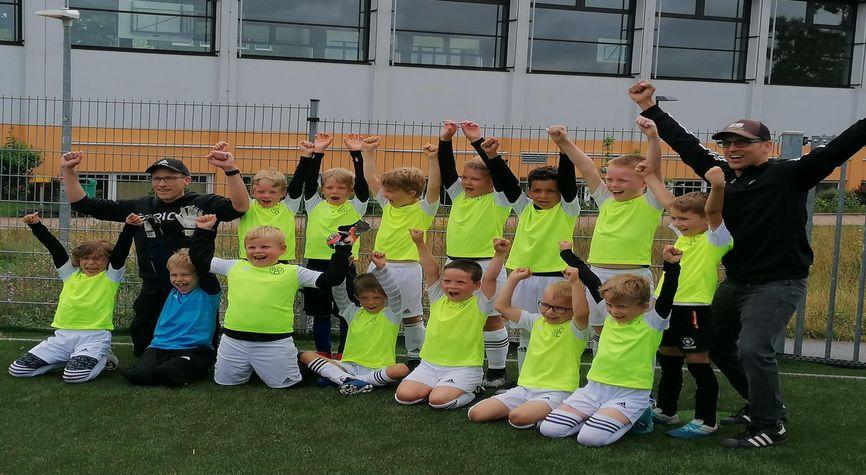 13:2 Auswärtssieg in Eltersdorf - nächstes Torspektakel der F-Jugend
